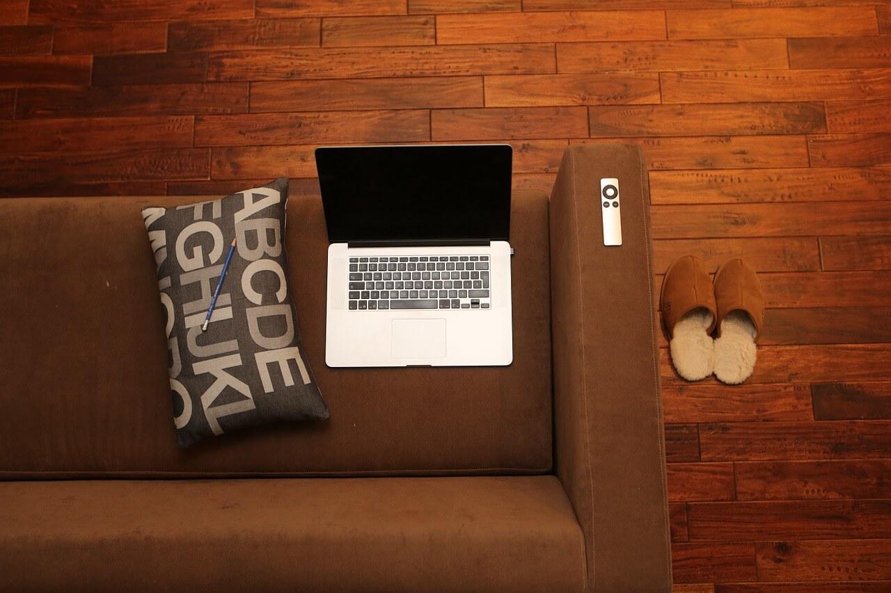 Werk Je Thuis? | Zo Scheid Je Werk En Privé